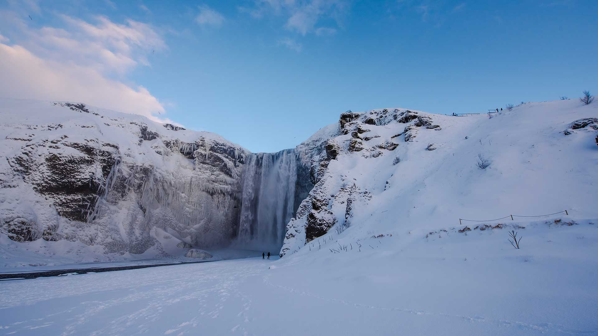 South Iceland At Leisure Winter 7 Days 6 Nights